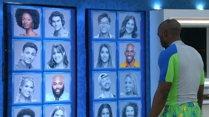 Xavier looks at the Memory Wall on BB23