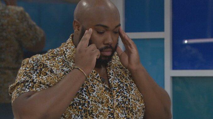 Derek Frazier on Big Brother 23